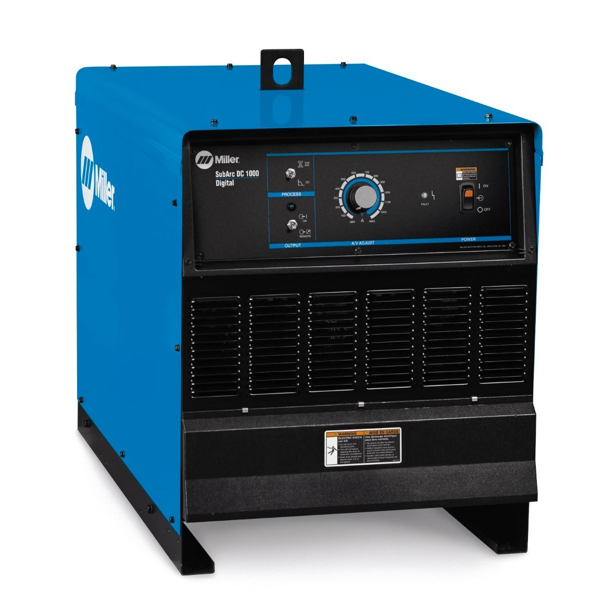 Miller Arc Welder >> Miller Subarc Dc 1000 Digital Submerged Arc Welder For Sale 907624