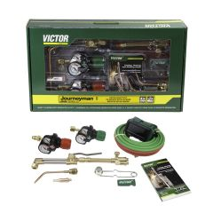 Victor Journeyman II Welding and Cutting Outfit (0384-2110)