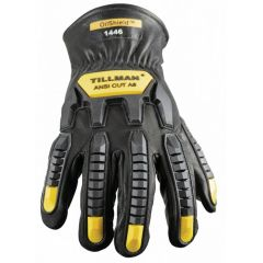 Tillman 1340 MIG Glove with ANSI A7 Cut Resistance and OilShield