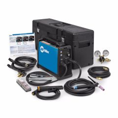 Miller Maxstar 161 STL TIG and Stick Welder with X-Case (907710001)
