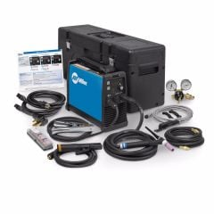 Miller Maxstar 161 STL TIG and Stick Welder with Fingertip Control (907710002)