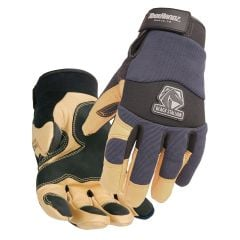 Black Stallion ToolHandz Pigskin Insulated Winter Mechanics Gloves (99ACE-PW)
