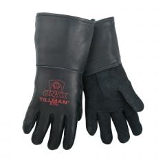 Tillman 875 Black Onyx Top Grain Elkskin Welding Gloves