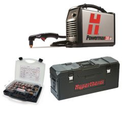 Hypertherm Powermax 30 XP with 15ft Torch and Consumables Pkg (088079)