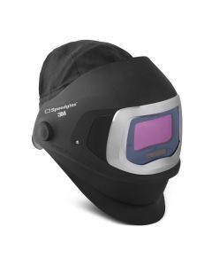 3M Speedglas 9100X with Side Window Welding Helmet (06-0100-20SW)