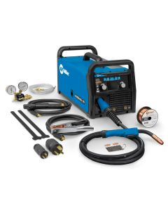 Miller Multimatic 215 Auto-Set Multiprocess Welder (907693)
