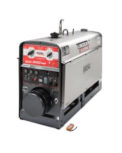 Lincoln SAE 300 MP Stainless Welder/Generator w/Wireless Remote (K4089-2)