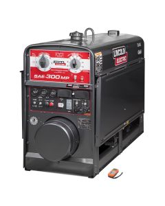 Lincoln SAE 300 MP Welder/Generator w/Wireless Remote (K4090-2)