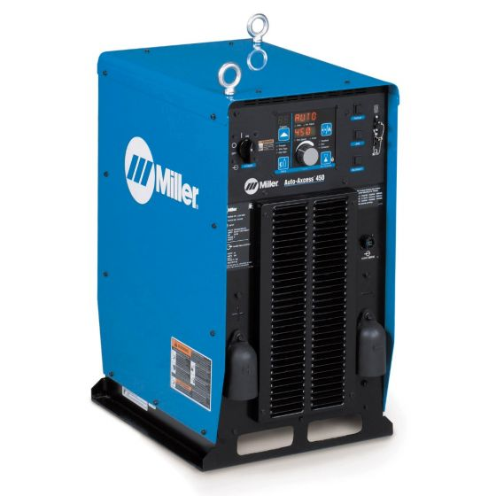 Miller Auto-Axcess 450 MIG Welder with RMD Process Software (907153011)