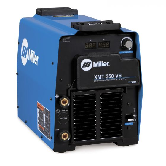 Miller XMT 350 VS Multiprocess Welder (907224)