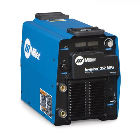 Miller Invision 352 MPa MIG Welder with Aux Power (907431001)