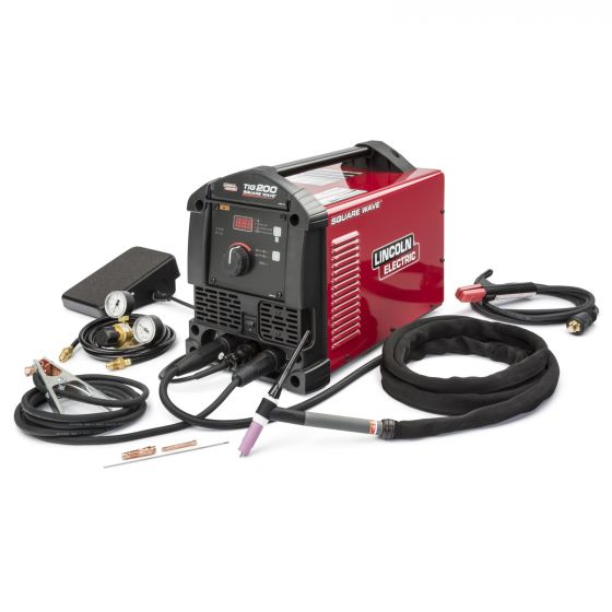 Lincoln Square Wave TIG 200 (K5126-1)