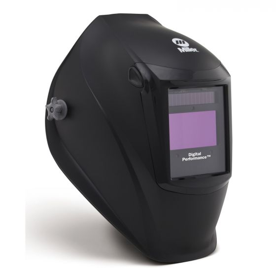 Miller Black Digital Performance Auto Darkening Welding Helmet (256159)