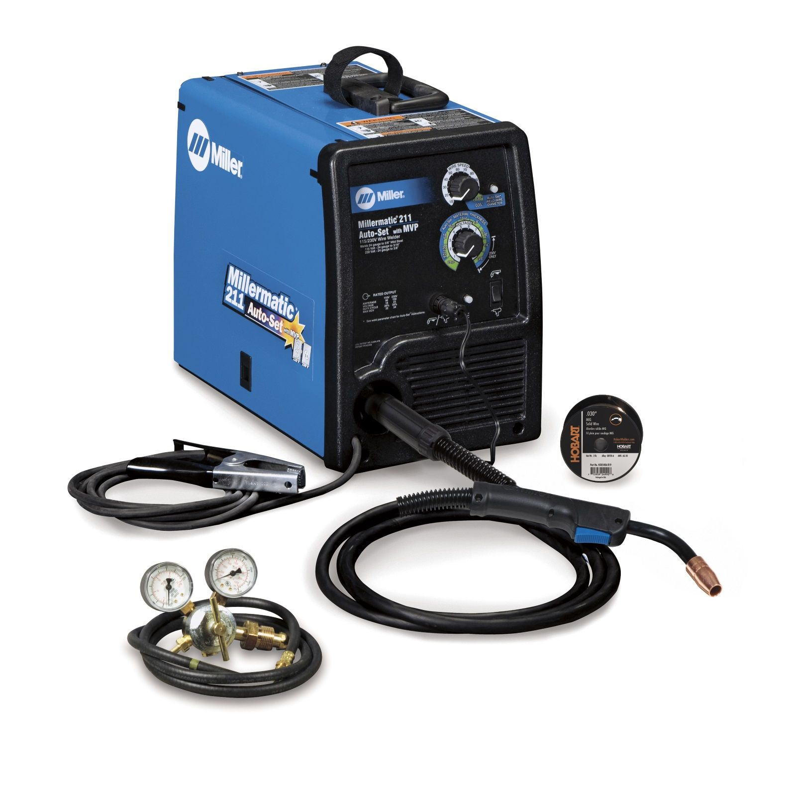 Miller Millermatic 211 MIG Welder with Auto-Set (907422)