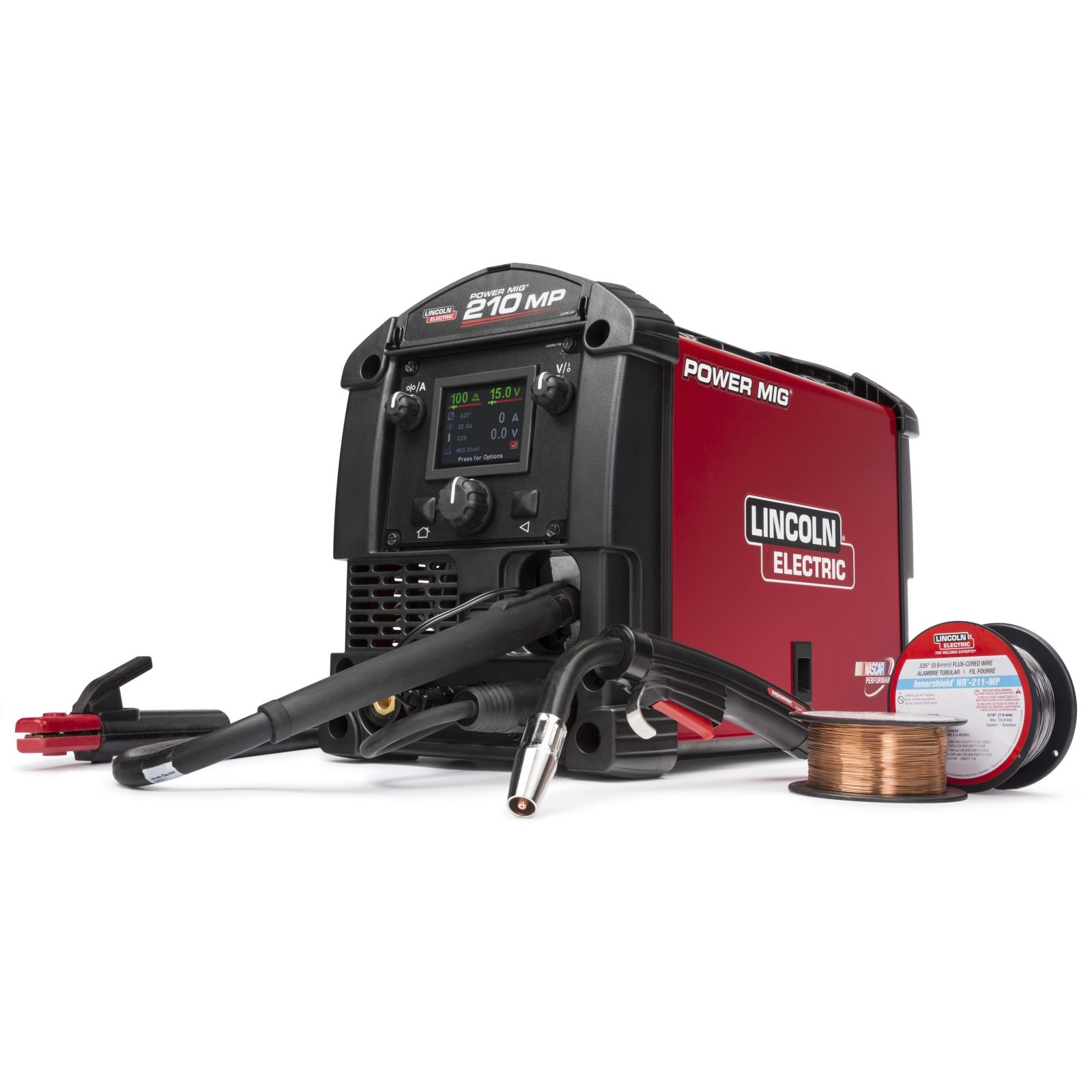 series equipment dp welder amp fluxcore pro feed com amazon welding mig lincoln black kit wire