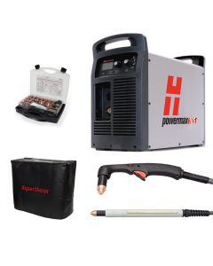 Hypertherm Powermax 105 w/CPC 25ft Mech and Hand Torch Pkg (059384)