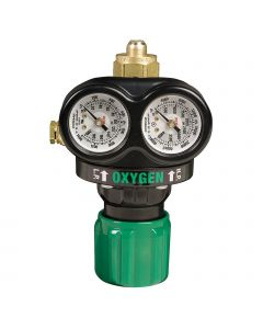 Victor Medium Duty Edge Series ESS3 Oxygen Regulator (0781-5100)