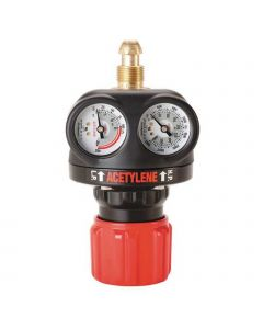 Victor High Capacity Edge Series ESS4 Acetylene Regulator (0781-5133)