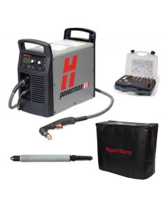 Hypertherm Powermax 65 w/CPC 25ft Mech and Hand Torch Pkg (083300)