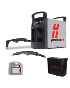 Hypertherm Powermax 85 w/CPC 25ft 75° and 15° Hand Torch Pkg (087144)