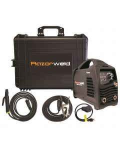 RazorWeld Arc 170 TIG Welder (KUMJRRW170CA) with case