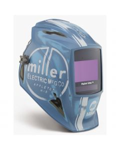Miller Vintage Roadster Digital Elite Auto Darkening Welding Helmet (259485)