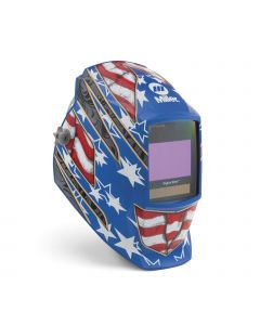 Miller Digital Elite Series Stars and Stripes III Welding Helmet