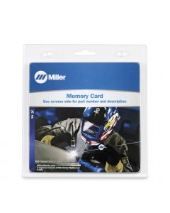 Miller Syncrowave 210 DC Pulse Memory Card (301128)