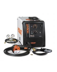 Hobart Handler 140 MIG Wire Welder with Hose and Regulator (500559)