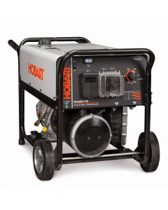 Hobart Champion 145 DC Welder/4500 Watt AC Generator with GFCI (500563)