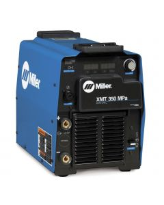 Miller XMT 350 MPa Multiprocess Welder with Auxiliary Power (907366011)