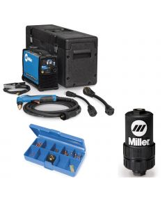 Miller Spectrum 625 X-Treme Plasma Cutter with 12 ft. Torch (907579), Consumables and Air Filter