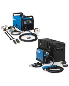 Miller Millermatic 211 MIG Welder and Spectrum 375 Plasma Cutter (907614, 907529)
