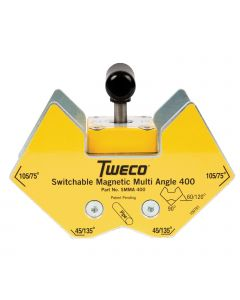 Tweco 400lb SMMA400 Magnetic Multi-Angle Ground Clamp (9255-1063)
