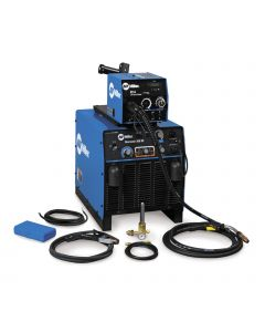 Miller Shopmate 300 DX (230/460/575 V) Multiprocess Welder with MIG Package (951077)