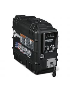 Miller SuitCase 8RC with Bernard Q300 Gun and Remote Voltage (951186)