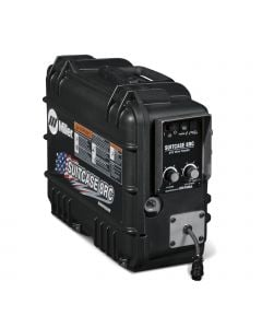 Miller SuitCase 8RC with Bernard Q300 Gun, Meters, Remote Voltage, and Trigger Hold (951187)