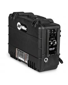 Miller SuitCase 12RC with Bernard Q300 Gun, Meters, Remote Voltage, and Trigger Hold (951580)