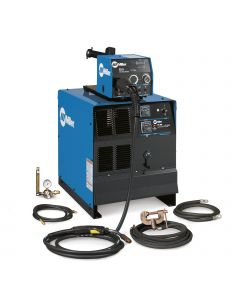 Miller CP-302 MIG Welder with Wire Feeder and Accessory Package (951231)