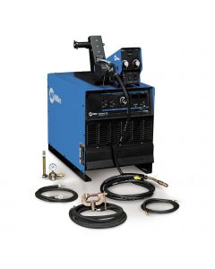 Miller Deltaweld 302 MIG Welder with Wire Feeder and Accessory Package (951235)