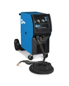 Miller Millermatic 350P Aluminum MIG Welder with 15-ft XR-Aluma-Pro Gun (951451)