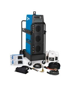 Miller Dynasty 700 TIG Welder and Water-Cooled Package with Foot Control (951403)