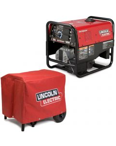Lincoln Outback 185 Engine Welder Generator w/ Cover (K2706-2 & K2804-1)