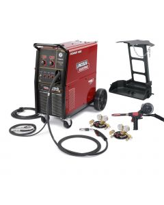 Lincoln Power MIG 256 Welder One-Pak w/ Spool Gun (208/230 V)(K3069-1)