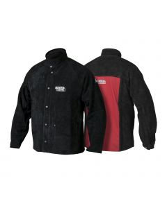 Lincoln Heavy Duty Leather Welding Jacket