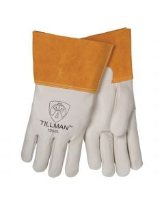 Tillman 1350 Top Grain Split Cowhide MIG Welding Gloves