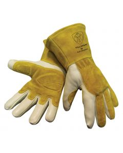 Tillman 52 Top Grain Cowhide MIG Welding Gloves with Gel Inserts