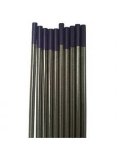 E3 1/8 X 7 Ground Tungsten Electrodes Pkg/10 Replaces 2% Thoriared Tungsten