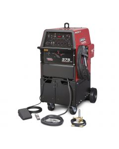 Lincoln Precision TIG 375 Welder Ready Pak w/ Cart (K2624-1)