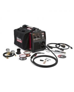 Lincoln Power MIG 180 Dual MIG Welder Package (K3018-2)